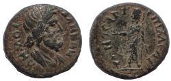 Ancient Coins - Phrygia, Apameia. Autonomous issue. 3rd century AD. Æ 17. Rare.