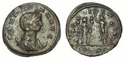 Ancient Coins - Severina. Augusta, AD 270-275. Antoninianus