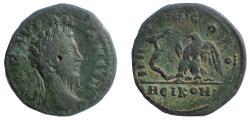 Ancient Coins - Bithynia, Nicomedia Marcus Aurelius, 161-180, Æ 25 Very Rare. Ex E.E. Clain-Stefanelli collection.