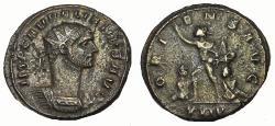 Ancient Coins - Aurelian. AD 270-275. Antoninianus