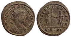 Ancient Coins - Maximianus. First reign, AD 286-305. Antoninianus