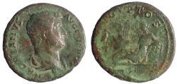 Ancient Coins - Hadrian. AD 117-138. Æ As, Aegyptos