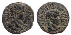 Ancient Coins - Lydia, Sardis. Nero. AD 54-68. Æ 16