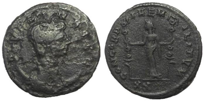 Ancient Coins - Severina, wife of Aurelian, AE Antoninianus
