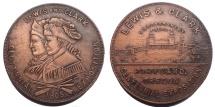 World Coins - 1905 Lewis and Clark Centennial Exposition medal, Portland Oregon