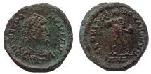 Ancient Coins - Theodosius I. AD 379-395. Æ 21