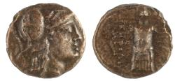Ancient Coins - Mysia. Pergamon. (Mid-late 2nd century BC). Ae 17