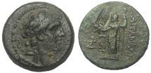 Ancient Coins - Seleucid Kingdom: Alexander I Balas, 152-145 BC. Apamea