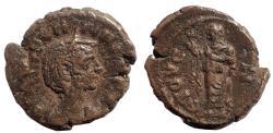 Ancient Coins - Egypt, Alexandria. Severina. Augusta, AD 270-275. Tetradrachm.