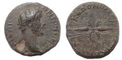 Ancient Coins - Macedon, Koinon of Macedon. Antoninus Pius. AD 138-161. Æ 26