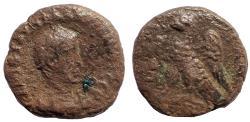 Ancient Coins - Egypt, Alexandria. Macrianus, 260-261 Tetradrachm circa 260-261. Rare.