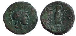 Ancient Coins - Sicily, Panormos. Roman Protectorate. After 241 BC. Æ 25