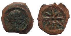 Ancient Coins - Egypt, Alexandria.Hadrian.AD 117-138. Æ Dichalkon