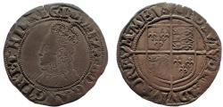 World Coins - Elizabeth I (1558-1603), silver Shilling (1582-1600)
