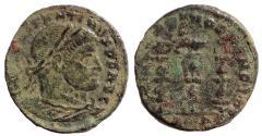 Ancient Coins - Constantine I. 307-337 AD. Æ Follis