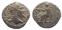 Ancient Coins - Septimius Severus, 193-211. Denarius