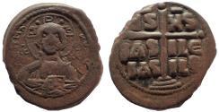 Ancient Coins - Anonymous Folles. temp. Romanus III, circa AD 1028-1034.