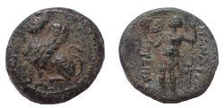 Ancient Coins - Pamphylia, Perge. Circa 260-230 BC. Æ 18