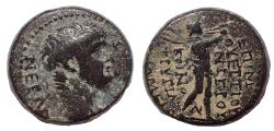 Ancient Coins - Phrygia, Apameia. Nero. AD 54-68. Æ 18