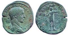 Ancient Coins - Severus Alexander. AD 222-235. Æ Sestertius