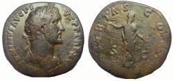 Ancient Coins - Antoninus Pius. AD 138-161. Æ Sestertius