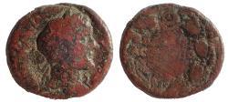 Ancient Coins - Cyrrhestica, Hierapolis. Antoninus Pius. AD 138-161. Æ 23