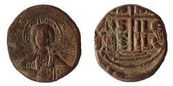 Ancient Coins - Anonymous Folles. temp. Romanus III, circa AD 1028-1034