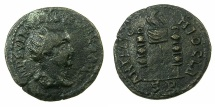 Ancient Coins - PISIDIA.ANTIOCHIA.Volusian AD 251-53.AE.23mm.