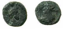 Ancient Coins - PALMYRENE.Palmyra.Pseudo-Autonomous 2nd-3rd cent BC.AE.