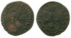 World Coins - ARMENIA, Cilician kingdom. Gosdantin I AD 1298-1299.AE.Kardez.Mint of SIS.