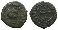 World Coins - ARMENIA, Cilician kingdom.Hetoum II AD 1289-1293, 1295-1296, 1299-1301 and 1301-1306.AE.Kardez.. Mint of SIS.