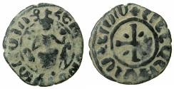 World Coins - ARMENIA, Cilician kingdom.Hetoum I AD 1226-1270.AE.Tank.Mint of SIS.