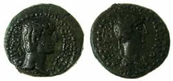 Ancient Coins - THRACE, kingdom  of. Rhoemetalces circa 11BC-AD 12. AE.22mm