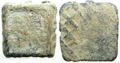 Ancient Coins - GREEK.Circa 2nd to 1st cent BC.Lead weight equivalent to Two Uncia.( 68.22g)