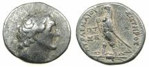Ancient Coins - PTOLEMAIC EMPIRE.PHOENICIA.Ptolemy II Philadelphus 285-246 BC.AR.Tetradrachma. mint of PTOLEMAIS