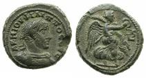 Ancient Coins - EGYPT.ALEXANDRIA.Philip I The Arab AD 244-249.Billon Tetradrachm, struck AD 248/249.~#~.Nike flying left.