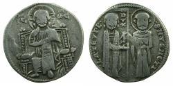 World Coins - VENICE.Lorenzo Tiepolo AD 1268-1275.AR.Grosso.