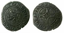 World Coins - BURGUNDIAN NETHERLANDS.FLANDERS.Mary of Burgunday AD 1477-1482.Billon.Double Mite ( Doubbele Mijt ).
