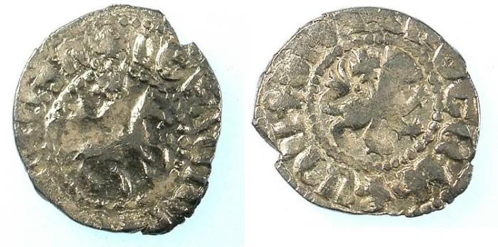 Ancient Coins - ARMENIA.Levon IV 1320-1342.AR.Takvorin.Mint of Sis.