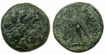Ancient Coins - PTOLEMAIC EMPIRE.PHOENICIA:TYRE.Ptolemy II Philadelphus 285-246 BC.AE.23.6mm