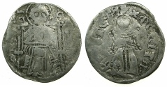 World Coins - SERBIA.Stefan Uros IV as King AD 1331-1345.AR.Dinar.