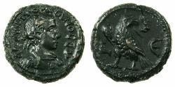 Ancient Coins - EGYPT.ALEXANDRIA.Gordian III AD 238-244.Billon Tetradrachm, struck AD 241/42. Detailed portrait of Gordian III