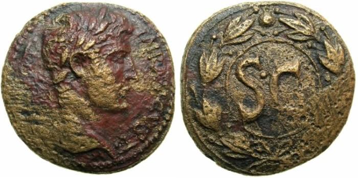 Ancient Coins - SYRIA.ANTIOCH.Augustus 27 BC-14 AD.AE.26.