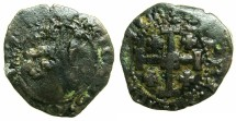 World Coins - CRUSADER STATES.CYPRUS.James II AD 1460-1473.AE.Sezin.