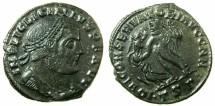 Ancient Coins - ROMAN.Licinius I AD 308-324.AE.Follis.Mint of THESSALONIKA.