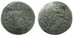 World Coins - DALMATIA.RAGUSA.AR.Grossetto 1682