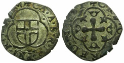 World Coins - ITALY.SAVOY.Carlo Emanuele I AD 1580-1630.Billon Parpagliola. Unpublished Type in MIR