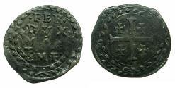 World Coins - ITALY.MANTOVA.Ferdinand VI Gonzaga AD 1612-1626.AE.Sesino.N.D.