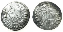 World Coins - ARMENIA, Cilician kingdom. Hetoum I AD 1226-1270. AR.Tram.Mint of SIS. Class III