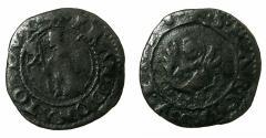 World Coins - ITALY.VENICE.Francesco Donato AD 1545-1553.AE.Quarrtino ( 4 denari ).